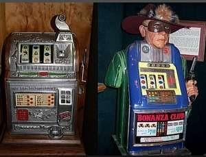 Игровые автоматы - история от механического ящика к виртуальным просторам